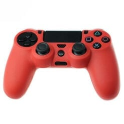 PlayStation 4 Controller Silicone Cover Red
