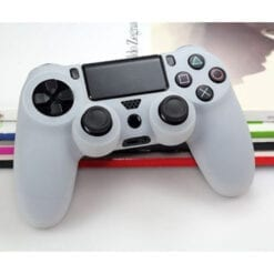 PlayStation 4 Controller Silicone Cover White