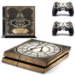 PlayStation 4 Vinyl Skin Assassins Creed