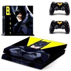 PlayStation 4 Vinyl Skin Batman
