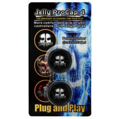 PS4 COD Soft Skull Jelly Grips