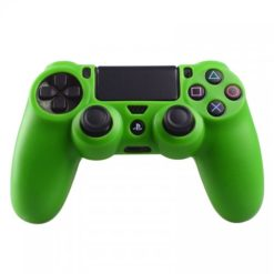 PlayStation 4 Controller Silicone Cover Green