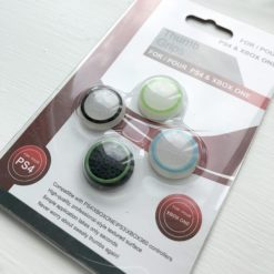 Silicone Gel Controller Thumb Grips 4 Pack