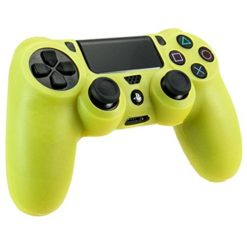 PlayStation 4 Controller Silicone Cover Lemon