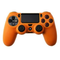 PlayStation 4 Controller Silicone Cover Orange