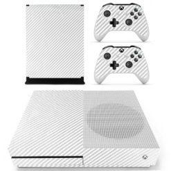 Xbox One S Vinyl Skin White