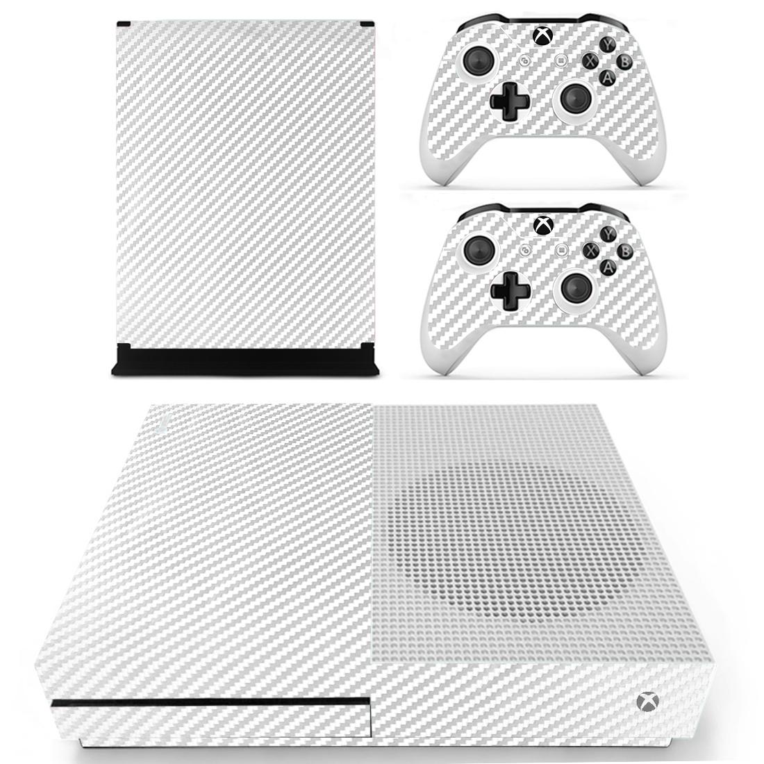 White Xbox One S Skin