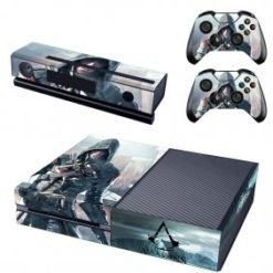 Assassins Creed Skin Vinyl Sticker for the Xbox One Console