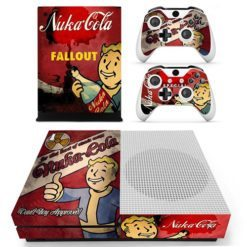 Fallout Skin Vinyl Sticker for the Xbox One S Slim Console