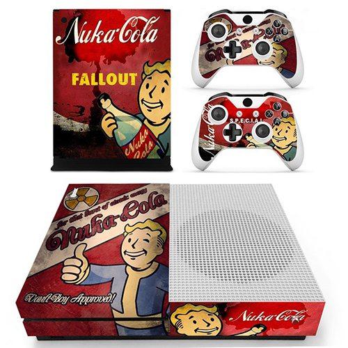 Fallout - Xbox One S Vinyl Skin