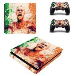 PS4 Slim Conor McGregor