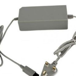 Power Brick Supply Cable Wall Plug Charger Adapter for Nintendo Wii Console