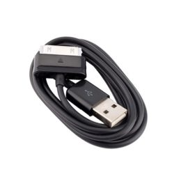 Samsung 30Pin USB Charge Data Cable Black