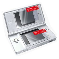 Screen Protectors for the Nintendo DS Lite