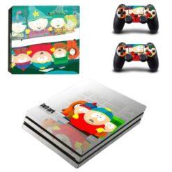 South Park Skin Vinyl Sticker for the PlayStation 4 Slim