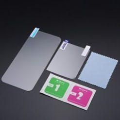 Top Tempered Glass and Bottom Screen Protector Guard Professional for New 2DS XL Console