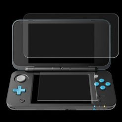 Top and Bottom Screen Guard Screen Protector for New 2DS XL