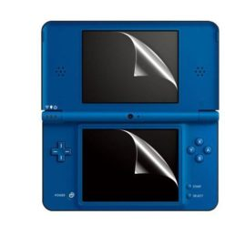 Top and Bottom Screen Protector Guard DSi XL Console