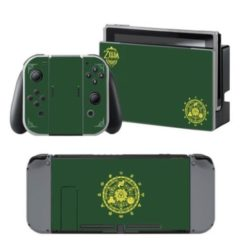 Zelda Skin Sticker Decal For Nintendo Switch