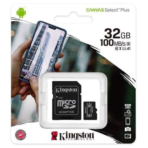 Class 10 32GB SDCS2 Micro Kingston