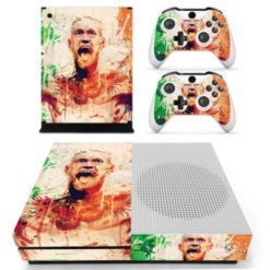 Conor McGregor Skin Vinyl Sticker for the Xbox One S Slim Console