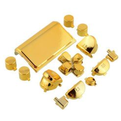 Gold Button Set for the PS4 Controller