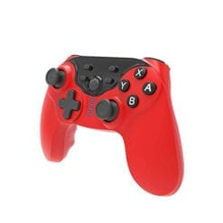 Nintendo Switch Wireless Pro Controller for Switch and Switch Lite Consoles Red