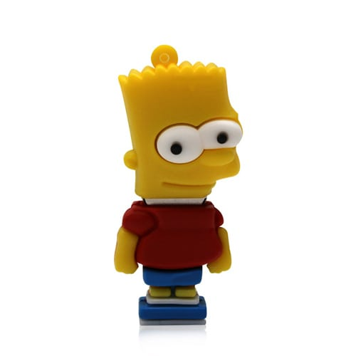Bart simpson USB memory stick