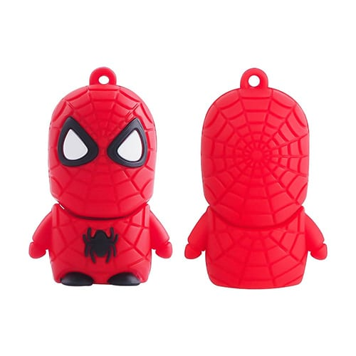 Spiderman Minion USB Memory Stick 8GB