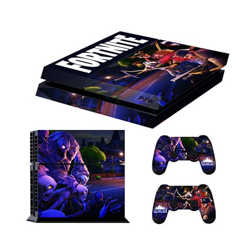 Fortnite PS4 Skin Fort003