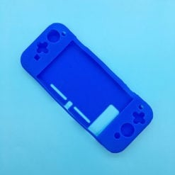 Nintendo Switch Rubber Silicone Protective Skins Blue