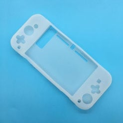 Nintendo Switch Rubber Silicone Protective Skins White