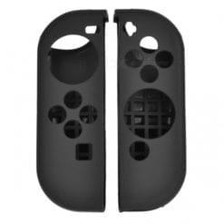 Black Silicone Case Protector for Nintendo Switch Joy-Con Controller