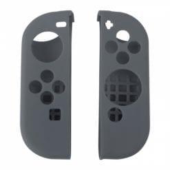 Grey Silicone Case Protector for Nintendo Switch Joy-Con Controller