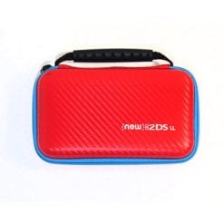 New Nintendo 2DS XL Hard Protective case Red