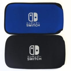 Nintendo Switch Soft Protective Pouch Colours