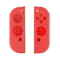 Red Silicone Case Protector for Nintendo Switch Joy-Con Controller