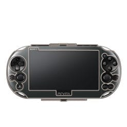 Hard Clear Crystal Guard Case Cover Protector For Sony PS Vita 2000 Console 1