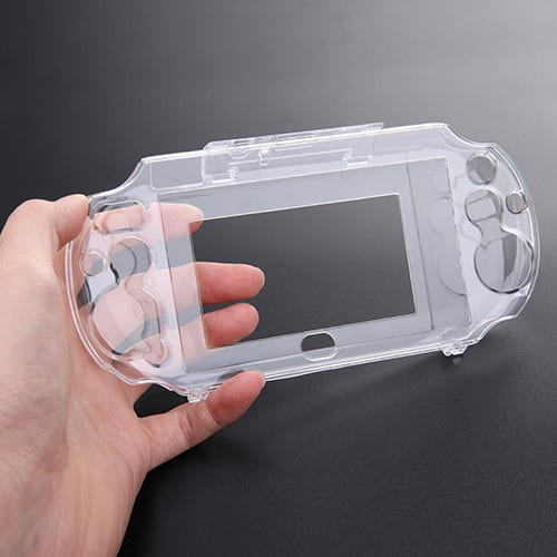 Hard Clear Crystal Guard Case Cover Protector For Sony PS Vita 2000 Console