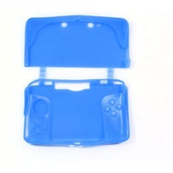 Nintendo 3DS Silicone Cover - Blue