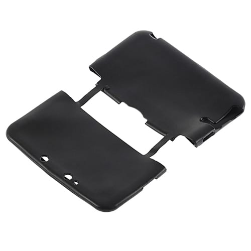Nintendo 3DS XL Console Protective Silicone Soft Case Cover Black 1