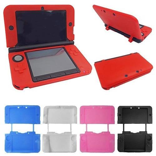 Nintendo 3DS XL Console Protective Silicone Soft Case Cover Coloured 1