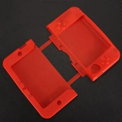 Nintendo 3DS XL Console Protective Silicone Soft Case Cover red