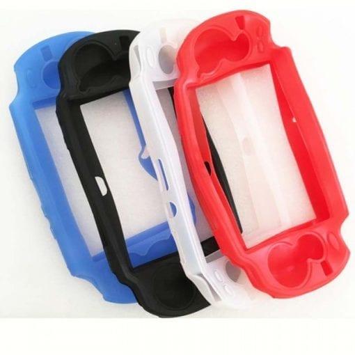 PS Vita 1000 Console Protective Silicone Soft Case Cover Colours 1