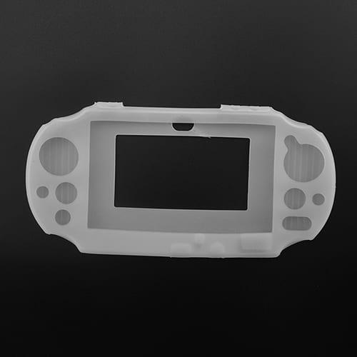PS Vita 2000 Console Protective Silicone Soft Case Cover White