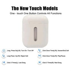 inPods 12 TWS Wireless Earbuds Bluetooth v5.0 Earphone