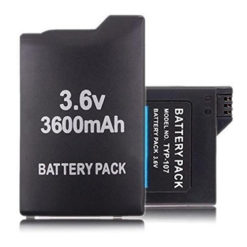 PSP1000 Replacement Rechargeable Battery 1800mAH