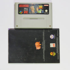 SNES Toy Story Game