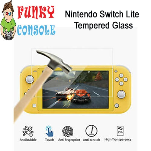 Nintendo Switch Lite Tempered Glass Protector
