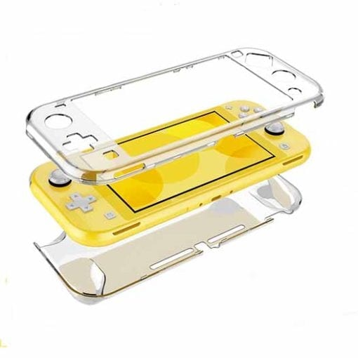 Crystal Protective Case for Nintendo Switch Lite